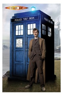 Dr. Who and the TARDIS