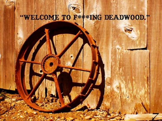 Click if you want to read an awesome blog about Deadwood!