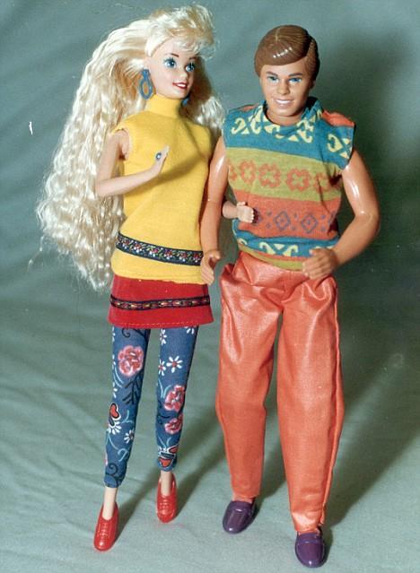 Barbie has sex with gi joe