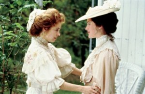 Anne Shirley and Diana Barry from Anne of Green Gables