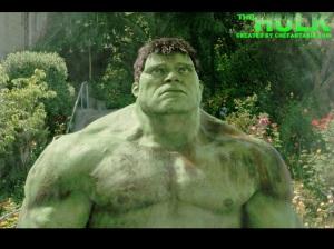 Confused Hulk