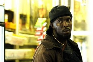 Omar from The Wire giving an exasperated side-eye.