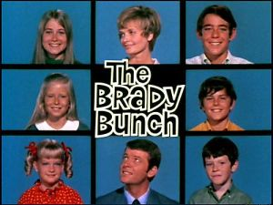 Graphic for The Brady Bunch.