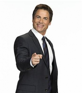 Chris Traeger from Parks and Rec