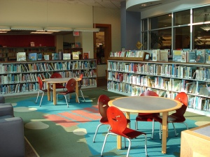 Bethesda Children's Library