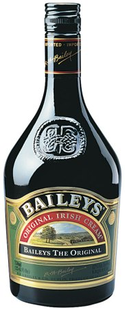 A bottle of Bailey's