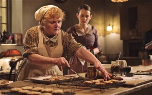 Daisy & Mrs. Patmore in the kitchen at Downton Abbey