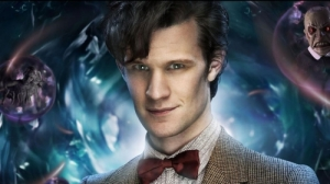 Matt Smith as the Doctor