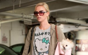Charlize Theron in Young Adult