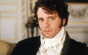 Colin Firth as Mr. Darcy