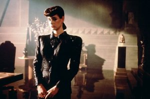 Sean Young from Bladerunner