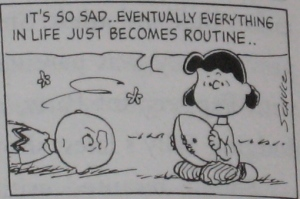 Lucy and Charlie Brown and the Football