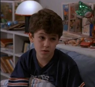 "Fred Savage in The Princess Bride. ""Is this a kissing book?"""
