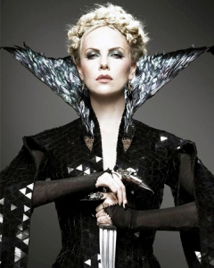 Charlize Theron as Ravenna from Snow White and the Huntsman