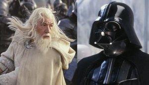 Gandalf & Darth Vader