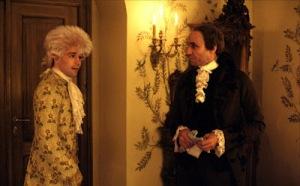 Mozart & Salieri in Milos Forman's AMADEUS