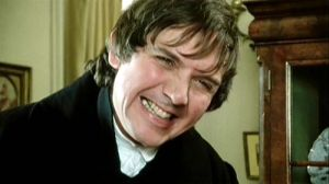 Mr. Collins from Pride and Prejudice