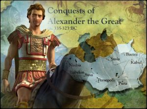 Alexander from Civ 5