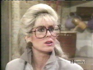 "Angela Bower as played by Judith Light on ""Who's the Boss?"""