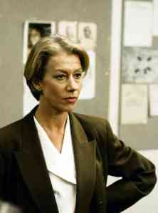 Helen Mirren as Jane Tennison