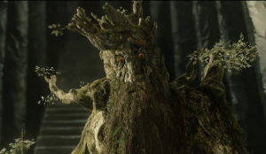 Treebeard from Lord of the Rings movies