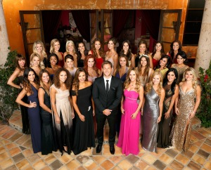 The Bachelor group shot