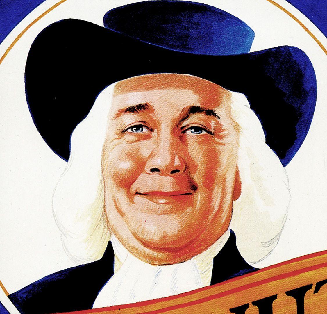 Quaker Oat Guy
